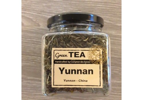 Le Comptoir des épices Groene thee Yunnan