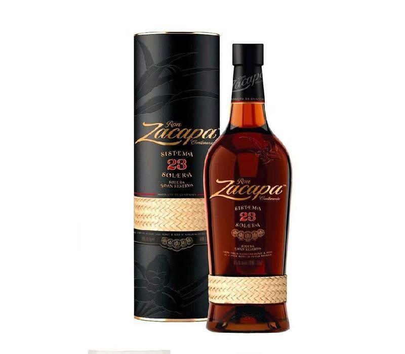 Zacapa Rum 23 years