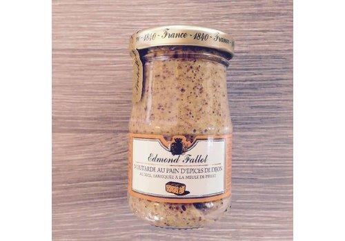 Edmond Fallot Moutarde au pain d'épices