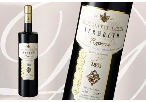 Vermouth Reserva De Muller