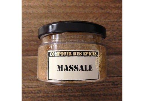 Le Comptoir des épices Massale de la Réunion