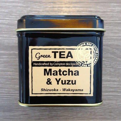 Matcha & Yuzu Thee