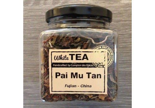 Le Comptoir des épices Thé Blanc Pai Mu Tan