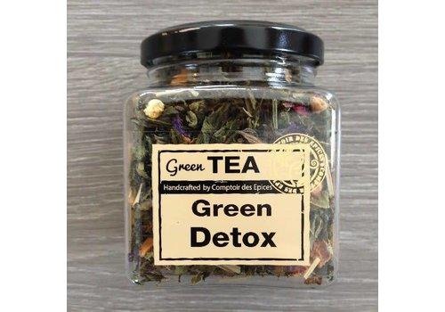 Le Comptoir des épices Thé Vert 'Green Detox'