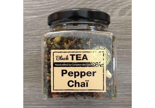 Le Comptoir des épices Thé Noir Pepper Chai