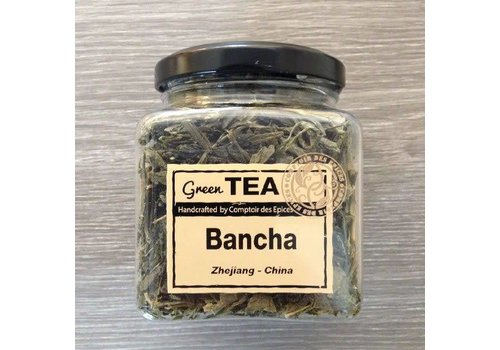 Le Comptoir des épices Bancha - Groene thee