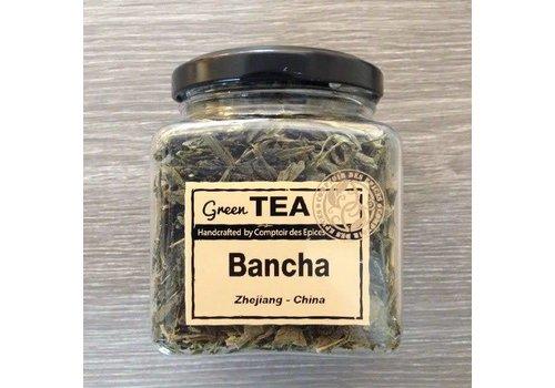 Le Comptoir des épices Thé vert Bancha