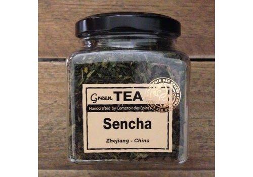 Le Comptoir des épices Thé vert Sencha