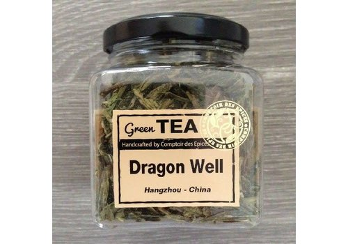 Le Comptoir des épices Dragon Well - Groene thee