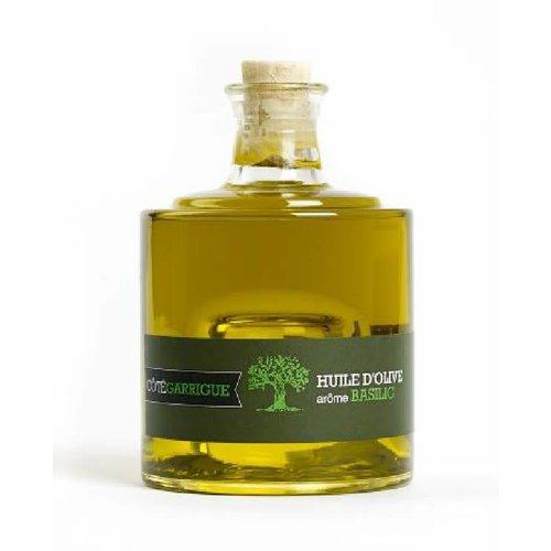 Olijfolie met basilicum Onderstel - Cadeauset