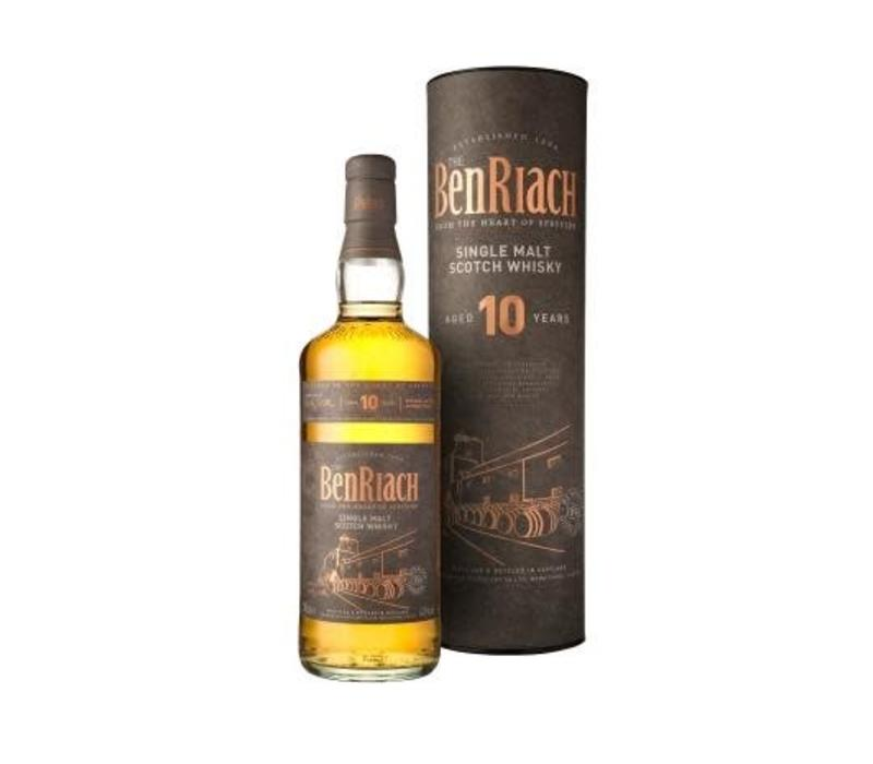 BenRiach 10y Whisky