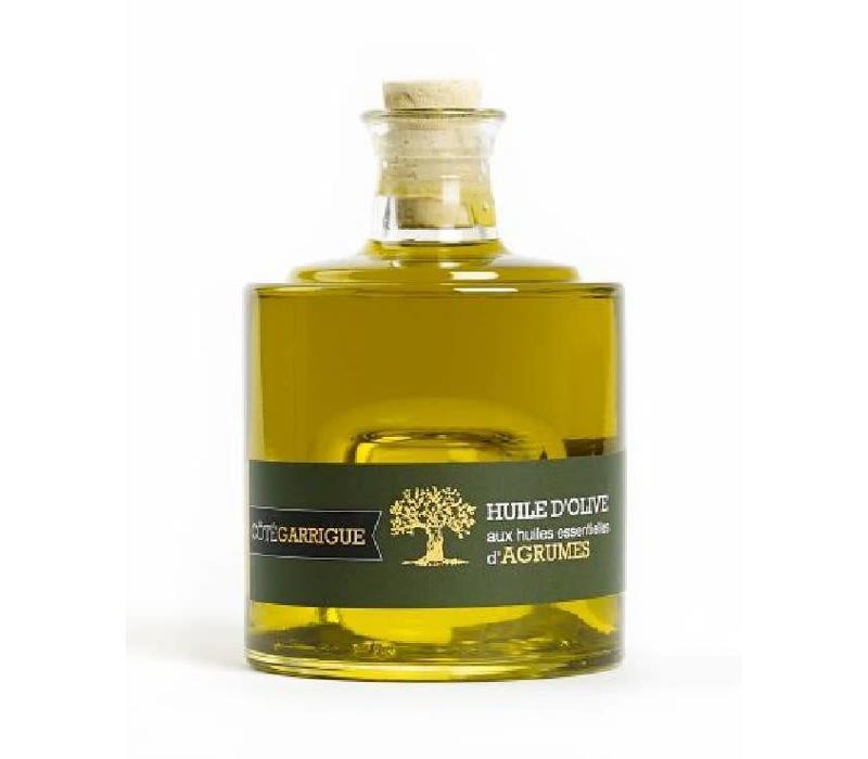 Olijfolie met citrus Onderstel - Cadeauset