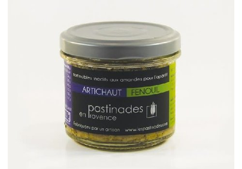 Les Pastinades de Valesole Pastinade Artichaut & Fenouil