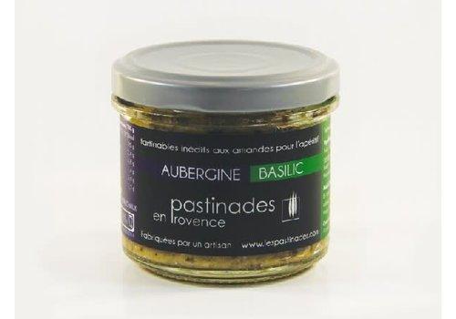 Les Pastinades de Valesole Pastinade Aubergine & Basilic