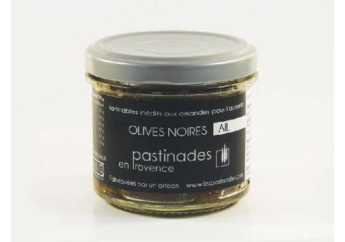 Les Pastinades de Valesole Pastinade Olives Noires & Ail
