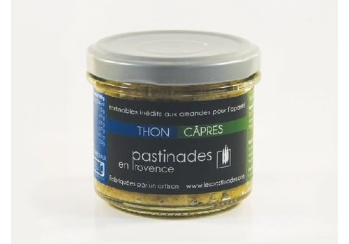 Les Pastinades de Valesole Pastinade Thon & Câpres