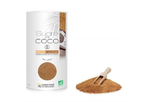 Kokosbloesemsuiker 400g