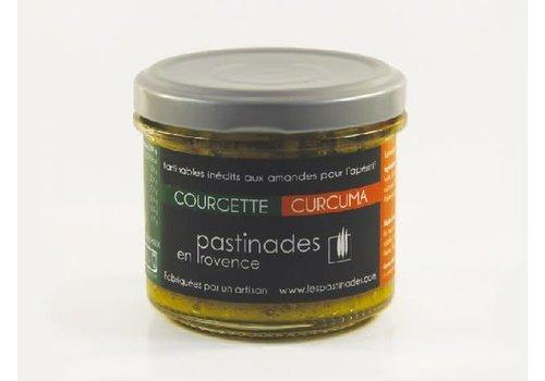 Les Pastinades de Valesole Courgette Curcuma Pastinade