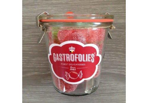 Gastrofollies Cérises citriques en bocal