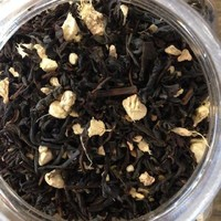 Zwarte thee Gember & Citroen