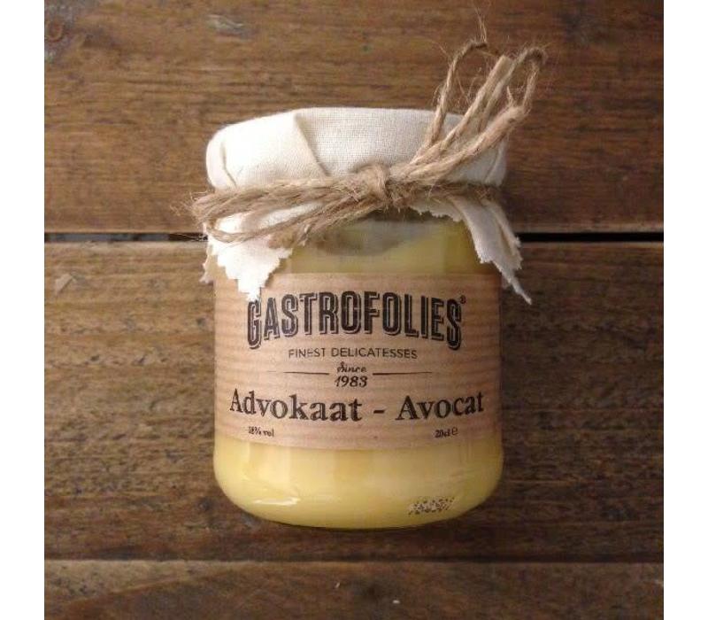 Advocaat 200ml - Gastrofolies