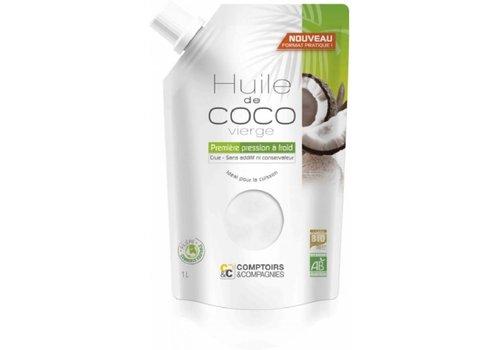 Kokosolie Extra Vierge 1L