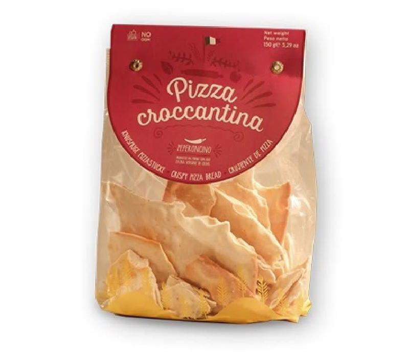 Pizza Croccantina au Chili