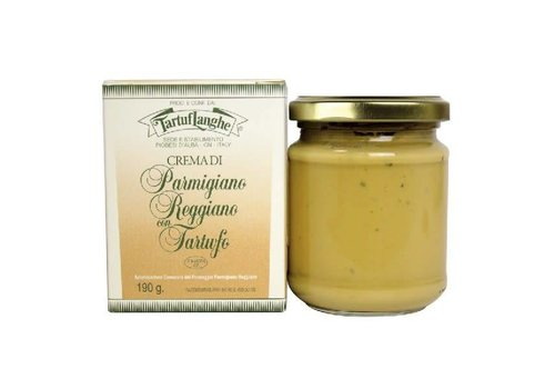 Tartuf Langhe Crème de Parmezan à la truffe