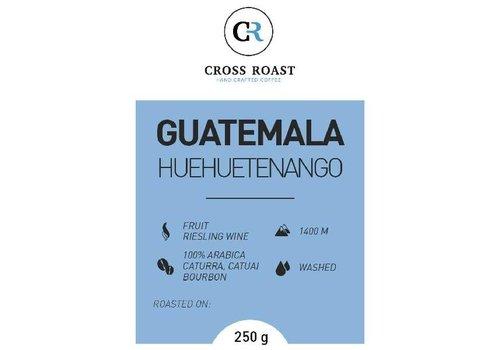 Cross Roast Gemalen Koffie Huehuetenango Guatemala
