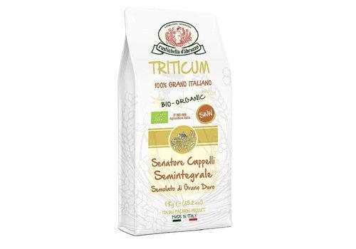 Rustichella d'Abruzzo Farine pour pâtes semi-intégral
