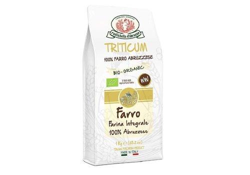Rustichella d'Abruzzo Farine pour pâtes Intégral Farro