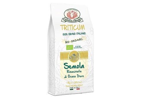 Rustichella d'Abruzzo Farine pour pâtes Semola Rimacinata