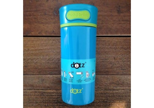 Travel Mug Isotherme Bleu