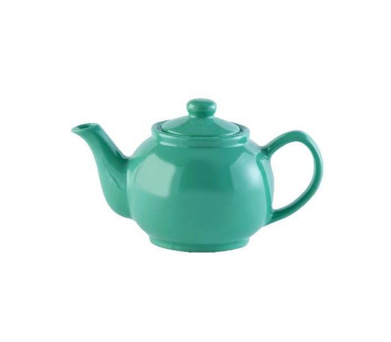 Théière Vert Jade Brillant 2 tasses 450ml