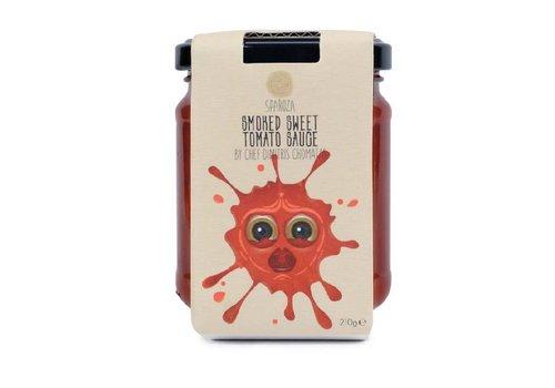 Sparoza Gerookte Tomatensaus
