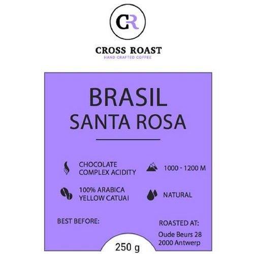 Koffiebonen Brasil Santa Rosa