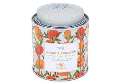 Whittard Groene thee Mango Bergamot 100g Tea Discoveries