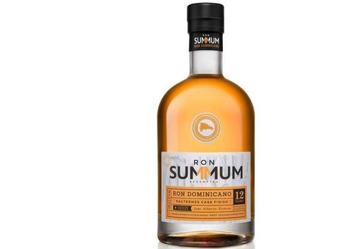 Summum Rhum Sauternes Finish