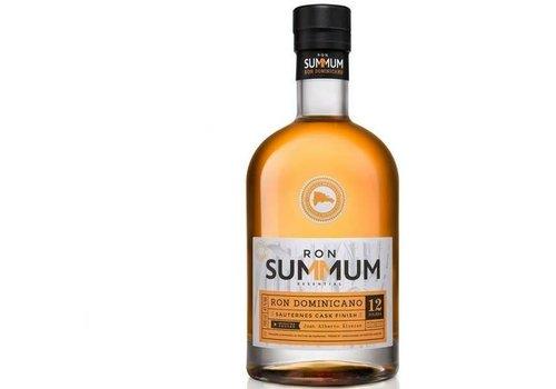 Summum Rum Sauternes Finish