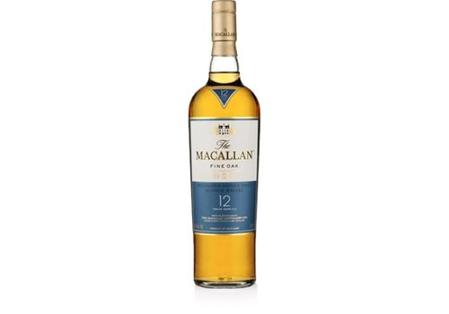 The Macallan 12 years Fine Oak Whisky