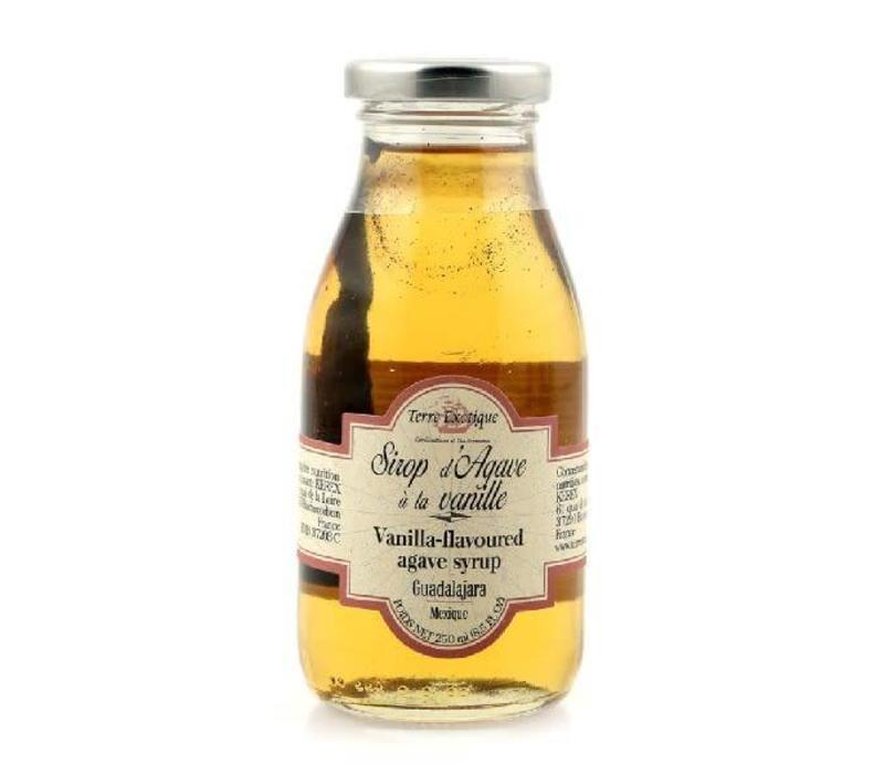 Sirop d'agave à la vanille