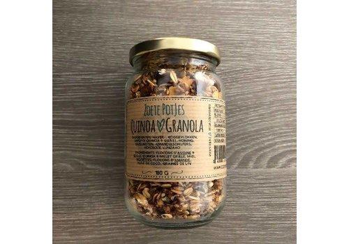 Granola au Quinoa 180g
