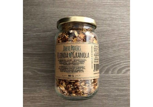 Quinoa Granola 180g