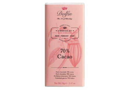 Dolfin Chocolade Pur 70% 70g