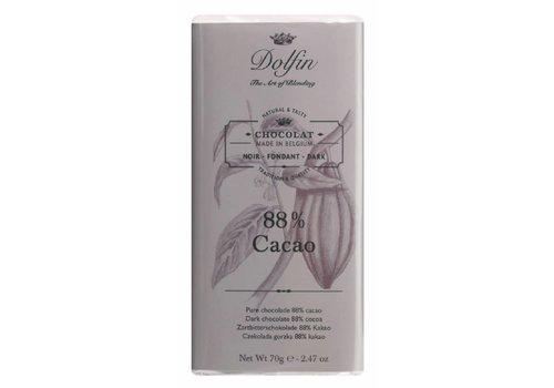 Dolfin Chocolade Pur 88% 70g