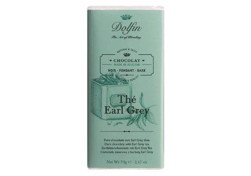 Dolfin Chocolat Pur Earl Grey 70g