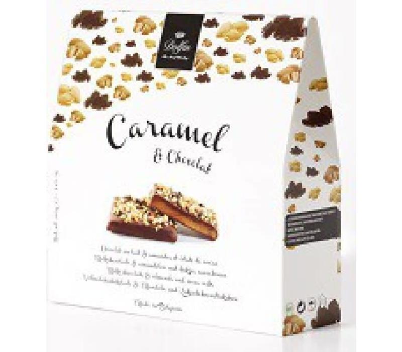 Caramel & Chocolat Amandes & Cacao