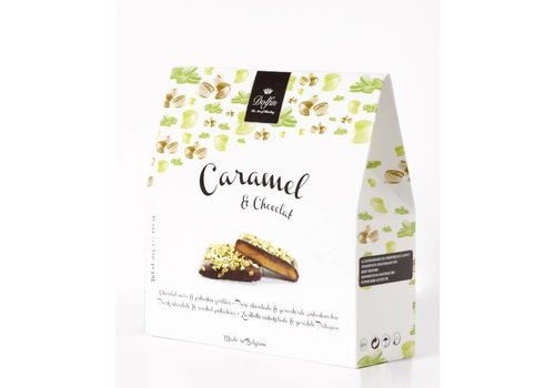 Dolfin Caramel & Chocolat Pistache