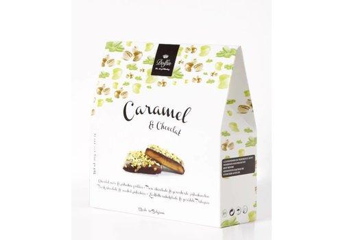 Dolfin Pistache Caramel & Chocolat