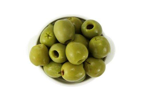 Le Nostrane Olives Dénoyetés Castelvetrano Vertes